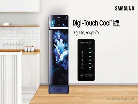 Samsung launches Digi Touch Cool 5in1 refrigerators