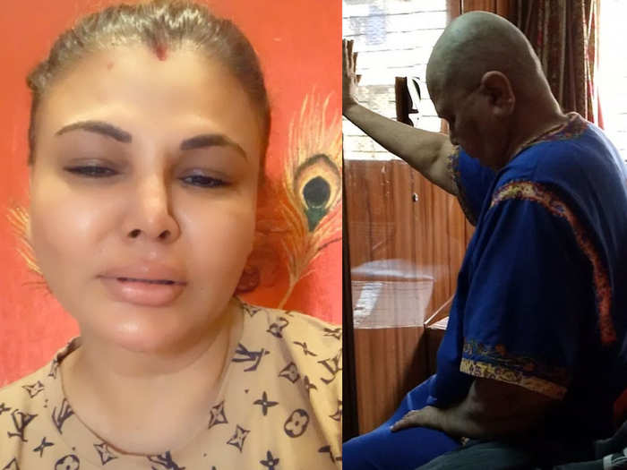 Rakhi Sawant mother is fighting cancer