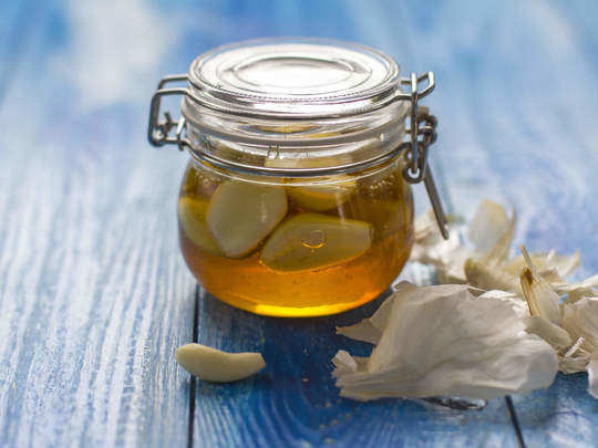 garlic and honey for weight loss