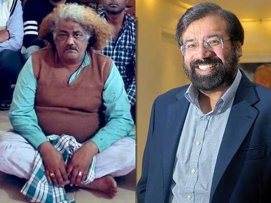harsh goenka and baghpat chacha
