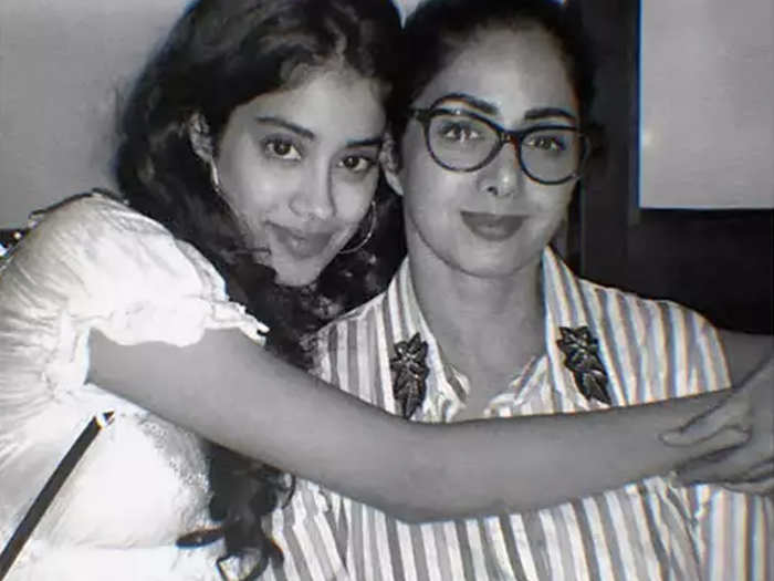 Janhvi Kapoor shared a Note written by Sridevi