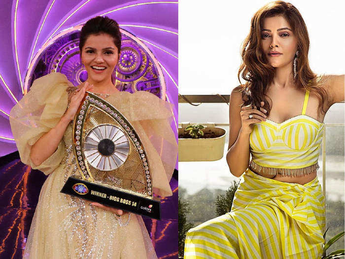 why did rubina dilaik win bigg boss 14 and which qualities of her can everyone adopt in marathi