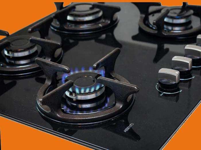 किचन को दें नया और स्टाइलिश लुक, 60% छुट पर मिल रहे बड़े Gas Stove