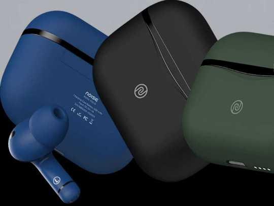 Noise Buds Solo true wireless Stereo earphones