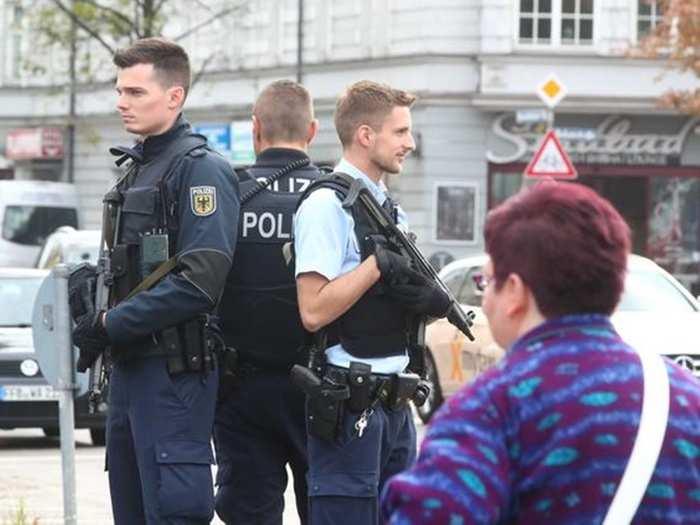 Germany Police 01