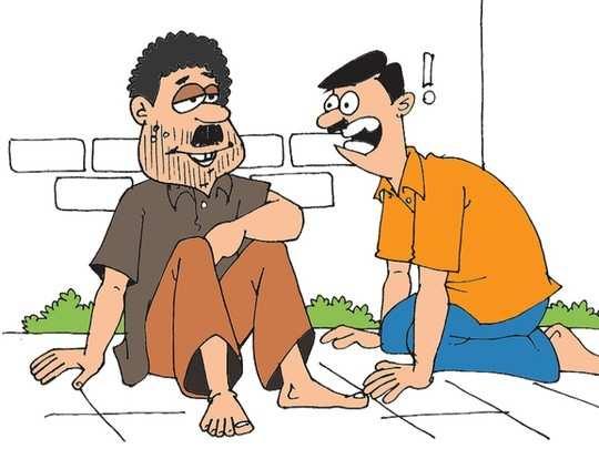 sharabi jokes images in hindi
