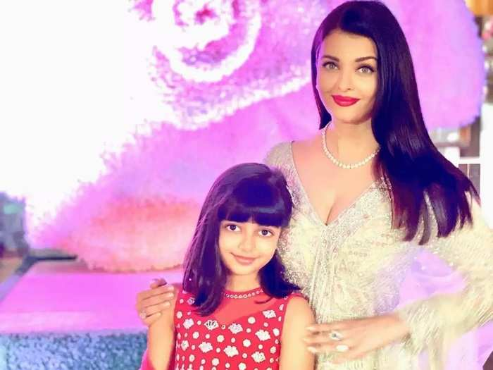 bollywood actress aishwarya rai would like to share these skin care tips with daughter aaradhya bachchan in marathi