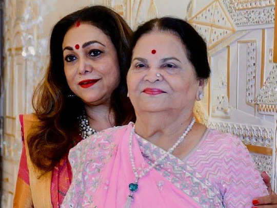 tina ambani express her love and admiration for mother in law kokilaben ambani on her birthday