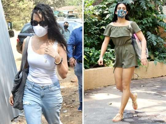 sara ali khan to shraddha kapoor and pareeniti chopra actresses spotted in non glamorous look