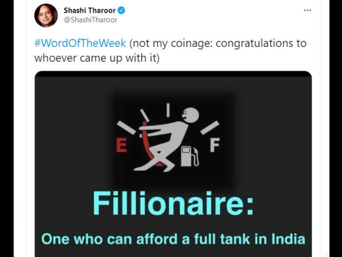 Fillionaire