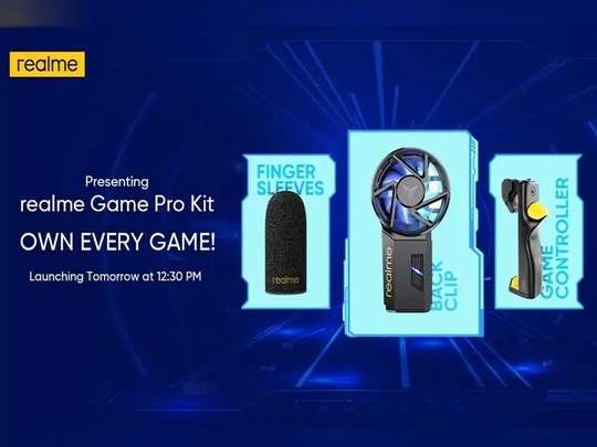 Realme Gaming Accessories launched Price Specs