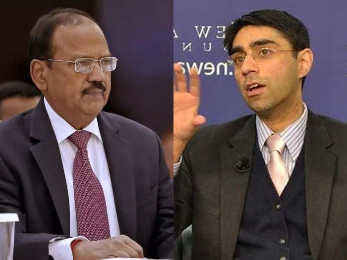 India Pakistan NSA