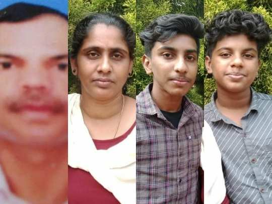 Kozhikode Family Fire Death