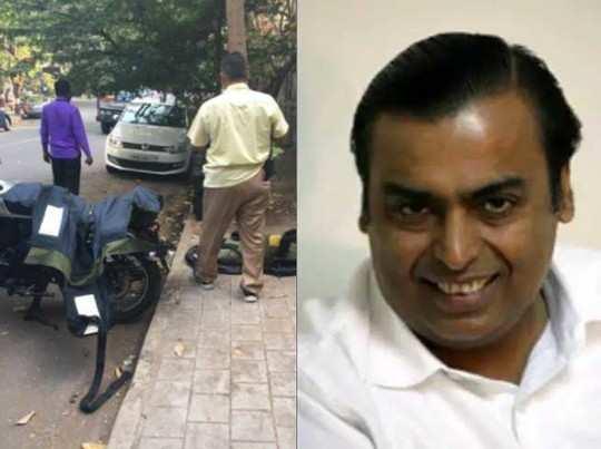 see photos of explosive found near mukesh ambani antilia house in mumbai