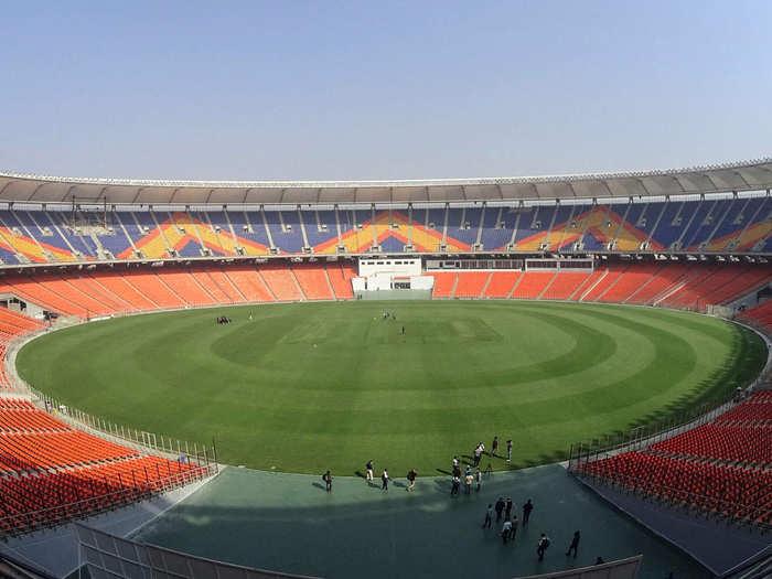 मोदी स्टेडियम