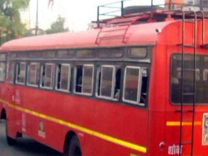 Nanded: ४ पानी 'जबाब' लिहून कंडक्टरने एसटी बसमध्येच केली आत्महत्या