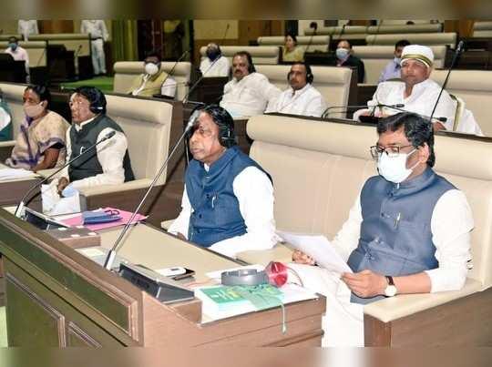Jharkhand Assembly Budget session 2021: झारखंड विधानसभा में पहले दिन ही विपक्ष का हमला, राज्यपाल के अभिभाषण को बताया झूठ का पुलिंदा