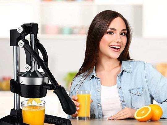 मिनटों में तैयार करें फ्रेश जूस, हैवी डिस्काउंट के साथ खरीदें ये शानदार Juicer