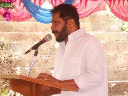 Kerala Congress in Ranni