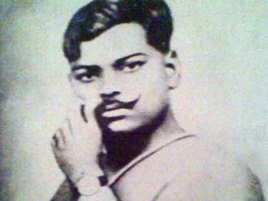 chandra shekhar azad death anniversary inspirational story from his revolutionary life