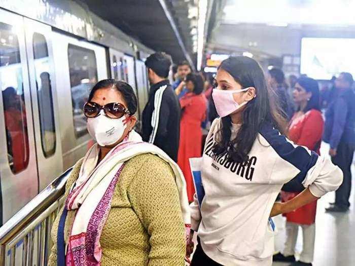 coronavirus cases rising in india live updates delhi spark fear of fresh covid wave