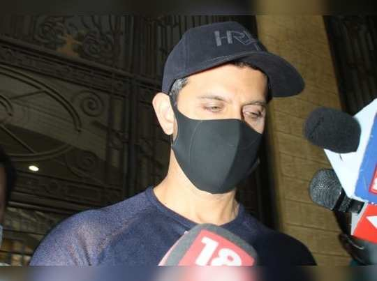 hrithik roshan at crime branch