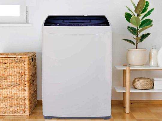 इस्तेमाल में आसान हैं ये ब्रांडेड Washing Machine, कीमत भी है बेहद कम