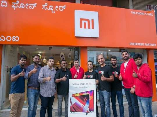 Xiaomi Make In India products Smartphone TV 2