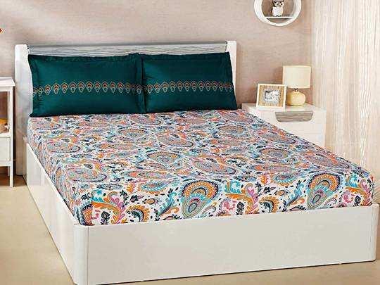 Home Products : कॉटन की इन Bedsheets से गर्मी में मिलेगी आपको काफी राहत, ऑर्डर करें यहां से