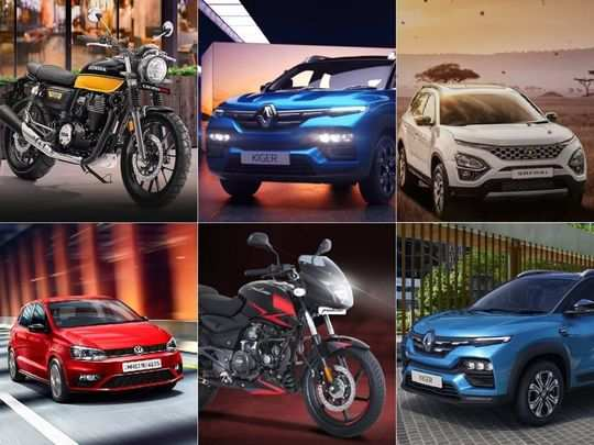 from motorcycles to cars to electric vehicles here are top 13 launches of february 2021