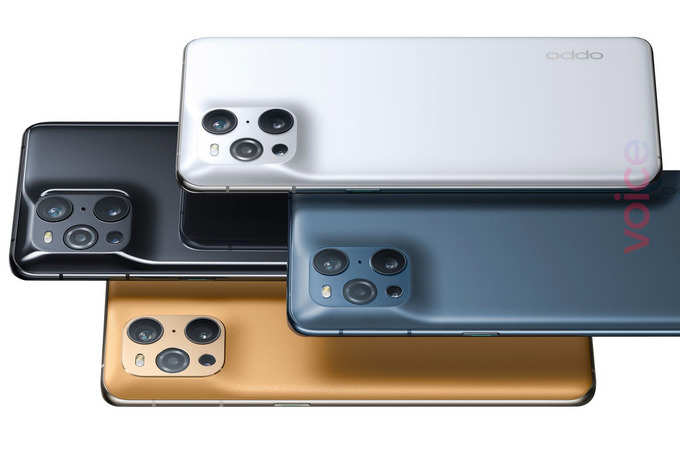 Oppo Find X3 And Oppo Find X3 Pro
