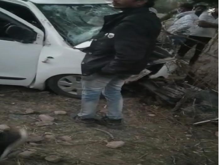 Dausa News : सड़क पर पसरा काल, एक ही परिवार के तीन लोगों की मौत, गांव में छाया मातम
