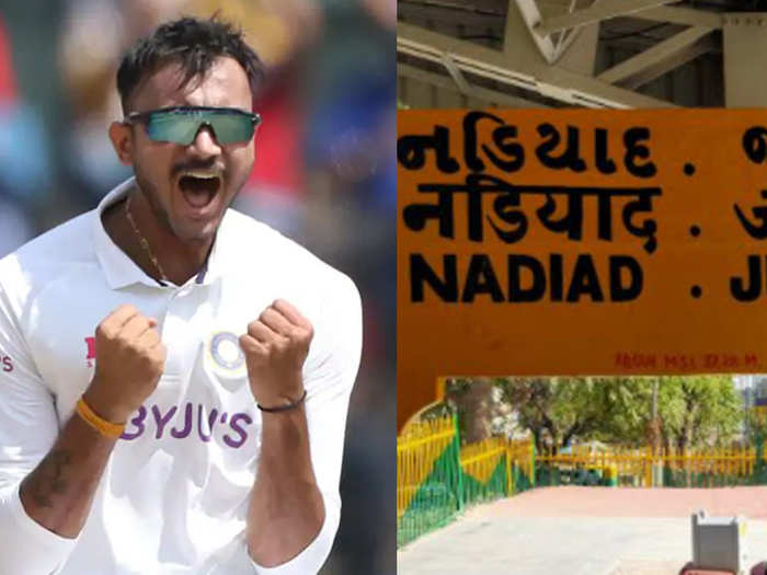 indian cricketer axar patel journey from nadiad to team india exclusive pictures