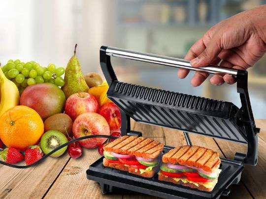 Sandwich Maker : मात्र 1,125 रुपए में ऑर्डर करें ये Sandwich Maker, मिनटों में बनाएं टेस्टी नाश्ता