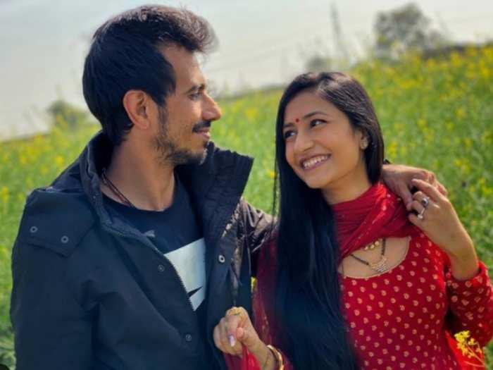 watch yuzvendra chahal and dhanashree verma enjoying in maldives share romantic pics