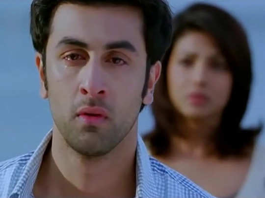 why songs like ranbir kapoor tujhe bhula diya and shahid kapoor bekhayali makes people cry