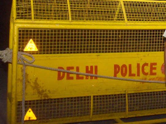 delhi police 5