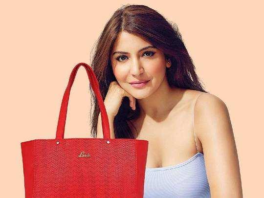 Womens Handbags : खूद को करें अनुष्का शर्मा की तरह स्टाइल, खरीदें ये Womens Handbags