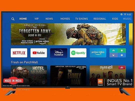 Smart TV : 47% तक की भारी छूट खरीदें 55 इंच की स्क्रीन वाले Smart TV, मूवीज क्रिकेट मैच का लें पूरा मजा
