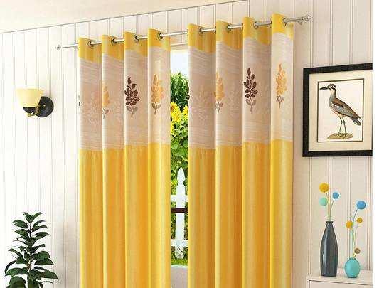 Curtains : घर की डेकोरेशन में चार चांद लगाएंगे यह नये Curtain, मेहमान करेंगे तारीफ