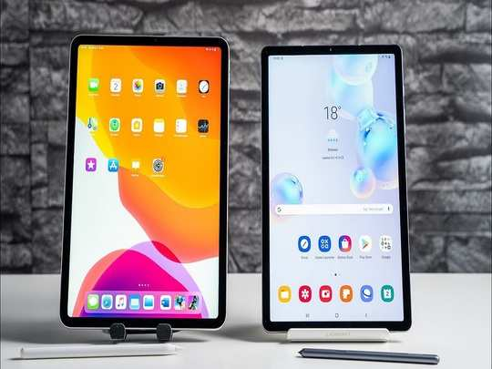 Tablet sales and demand increased in 2020 E learning
