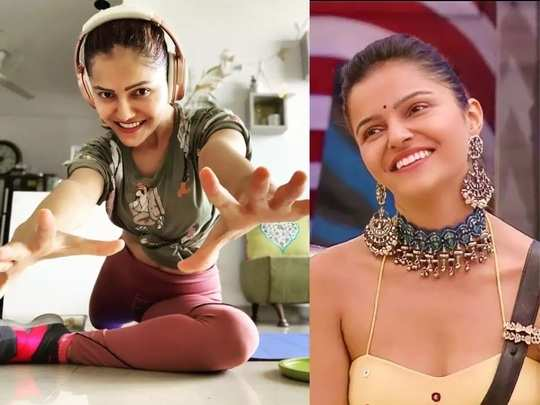 what is the secret of beauty and fitness of bigg boss 14 contestant and winner rubina dilaik in marathi