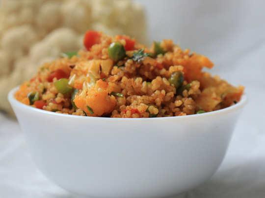 लंच में बनाकर खाएं वेजिटेबल दलिया, हेल्थ के साथ मिलेगा स्वाद