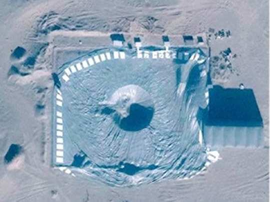 china expanding missile training area in jilantai, satellite images reveal chinese war preparations