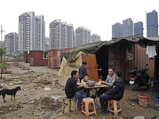 चीन में गरीबी में कमी