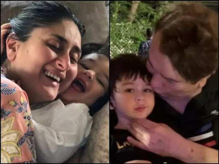 name of kareena kapoor new born baby in hindi