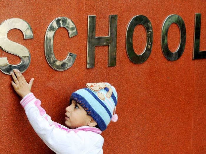 Nursery-admission school