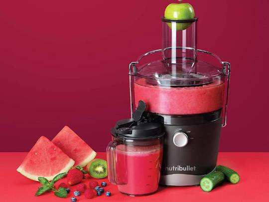 Juicers : 50% तक के डिस्काउंट पर खरीदें ये Juicers, घर पर बनाएं रसीले फलों के ताजे जूस