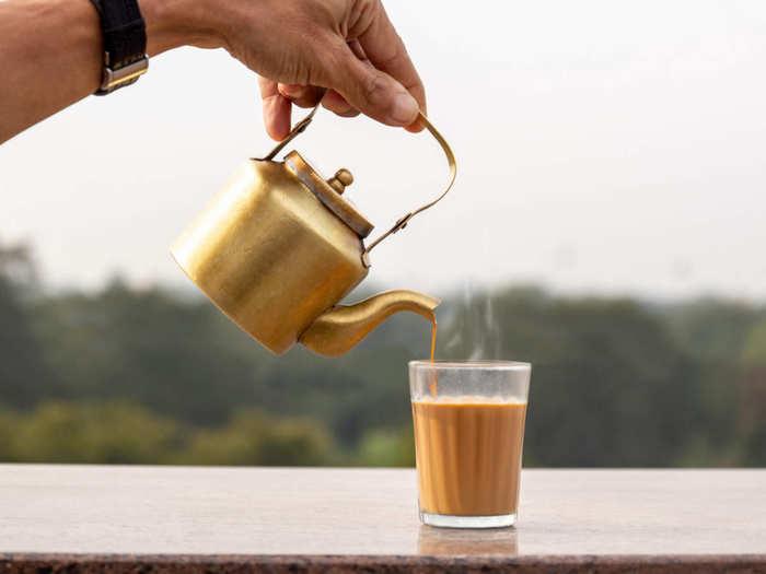 Tea TOI