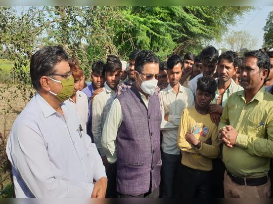 Rajasthan news : धौलपुर के लाल ने दी पांच लोगों को जिंदगी, पेश की अनूठी मिसाल